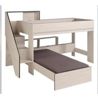 Bunk bed single loft  very solid NEW DESIGN MADE IN FRANCE