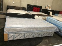 Mattress + BASE DOUBLE with Drawers NEW 100% Aussie Made