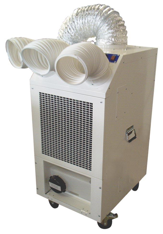 brolin br35p 110v 1026kw 35000btu portable commercial air conditioning unit - Commercial Ac Units